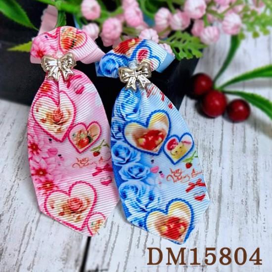 DM15804 插扣式2色領帶(M)15入/包
