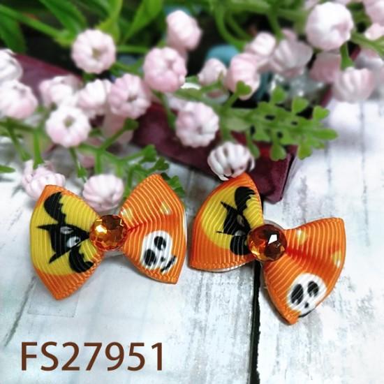 FS27951 蝴蝶結(S)27對/包