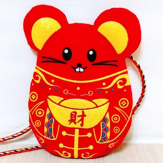 招財鼠紅包袋 100入/包