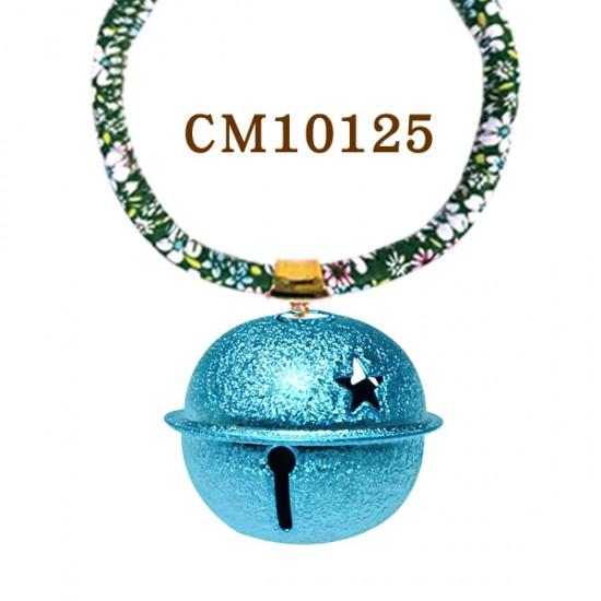 CM10125 鈴噹項鍊-藍(M)10條/包